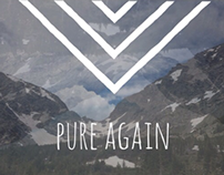 PureAgain Movement | website and promo