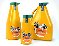 Simply Orange Rebrand