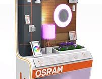 STAND LIGHTIFY OSRAM ILUMINADO