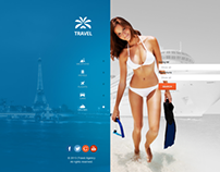 Travel Agency - HTML5 Responsive Template