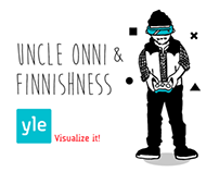 Concept: Finnish Broadcasting Yle Visualize it!