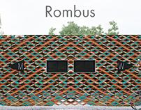Rombus для конкурса Арт-перестройка