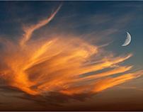 blazniva obloha/ crazy sky