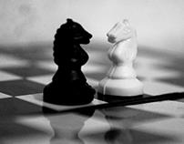 Chess Game كِش مَلك