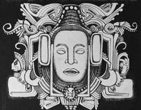 """""""Mayan idol"""""""