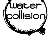 "T-Shirt ""water collision"""
