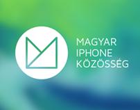 MAGYAR IPHONE KÖZÖSSÉG  #Branding