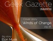 Geek Gazette Autumn'13