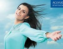 Acuvue Dubai Ad Campaign Shoot