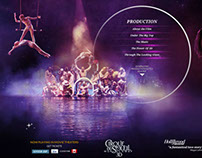Cirque Du Soleil - Worlds Away 3D Movie Websites