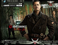 Inglorious Basterds online campaign
