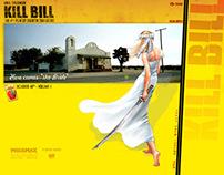 Kill Bill Volume 1 website