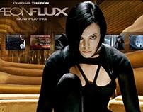 Aeon Flux Movie/Comic/Video Game Website