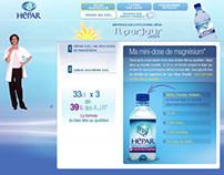 Hepar Mineral water