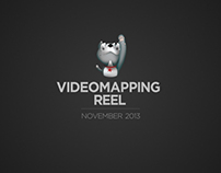 Video Mapping Reel