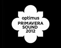 Optimus Primaver Sound 2012 | Canal 180
