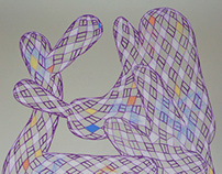 Last large drawings 2013
