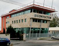 Irodaház belsőépítészet