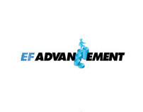 EF Advancement logo options