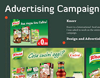 Advertisement Campaign Knorr