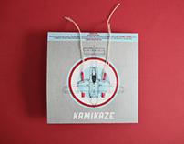 KAMIKAZE - CD Single Promo