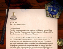 Harry Potter Screening Announcement