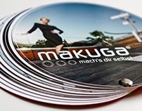 MAKUGA branding