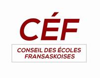 CÉF Conseil des écoles fransaskoises