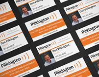 Pilkington Home Entertainment Rebranding