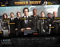 Tower Heist Movie Website