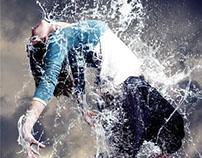 efecto agua dispercion