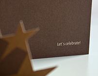 STARS & FRIENDS greeting card