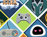 Iconomania Game Icons