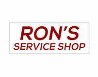 Ron's Service Shop