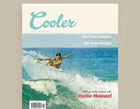 Magazine Design - Cooler Magazine