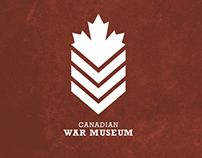 Canadian War Museum - Logo Redesign