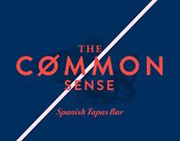The Common Sense : Spanish Tapas Bar