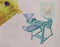 New Paintings / Nuevas Pinturas