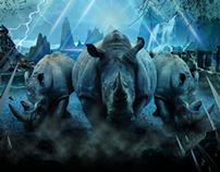 kingdom of rhinos