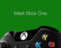 Meet Xbox One Concept