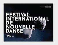 Festival International de Nouvelle Danse - 2014