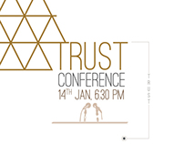 Brand Trust Report - Cover Design