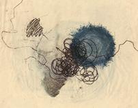 monoprints - 2013