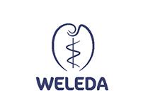 Weleda rebranding