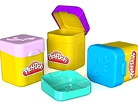 Easy-Play Play-Doh