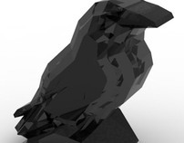 crystal crow