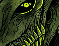 Healer of Plague Merch illustration