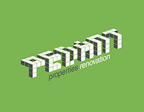 logo for PEDANT - company for properties renovations