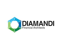 Logo and Branding for DIAMANDI Financial Architects