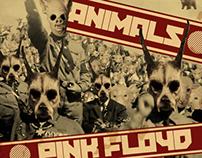 Pink Floyd - Animals (Alternative Cover)
